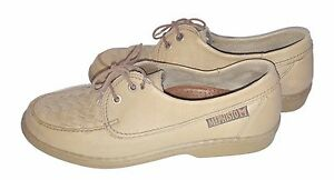 7427ef99d03 Chaussures à lacets MEPHISTO ultra confortables taille 39 UK 5.5 US ...
