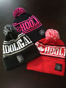 9d5743b9fe3201 Image is loading HOOLIGANS-UNITED-Tuque-Beanie-Hat-Cap-Casuals-Football-