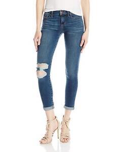 Denim 189 Flawless Joe's 26 rise Andie Mid Skinny Crop Giada Nwt Jeans The 30 SC8SqO
