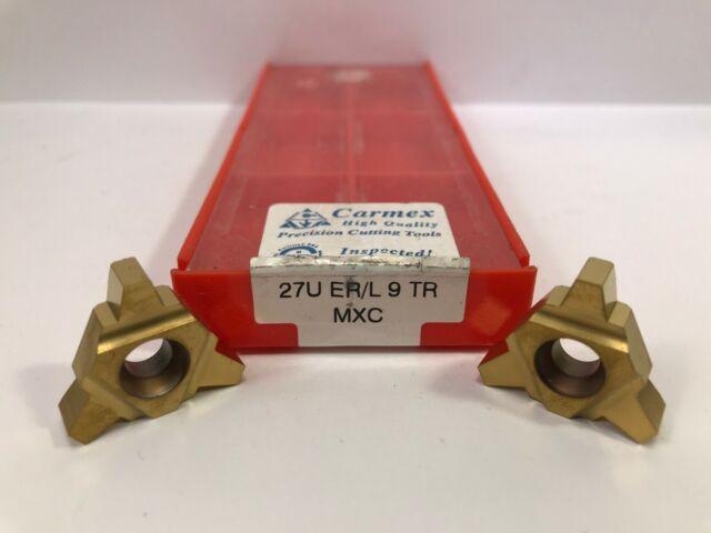 Carmex Stub ACME Carbide Threading Inserts Turning 5 pcs
