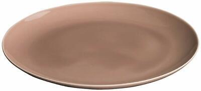 KINTO ATELIER TETE Plate 235mm Light Gray 34870 Porcelain MADE IN JAPAN