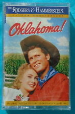 Rodgers & Hammerstein – Oklahoma! movie soundtrack audio cassette, CBS S41-17952