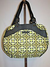Kate Spade Petunia Pickle Bottom Baby Diaper Bag Tote