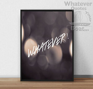 Alright Let/'s F*cking Do This Motivation Funny Quote Poster Wall Art Print Frame