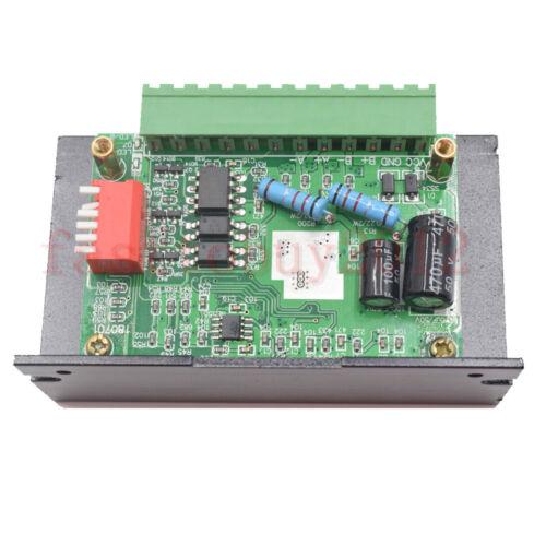 5PCS pilotes contrôleur CNC Single Axis 4 A TB6600 pour hybride photorépéteur Motor