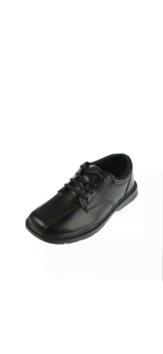 Details about  /Sperry Boys Nathaniel Black Derby Oxfords Shoes 10 Medium D Toddler