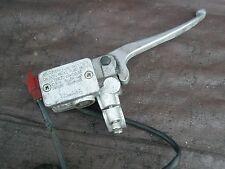 Front brake master cylinder & lever Vino yamaha yj125 07 #N14