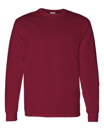 Gildan 5400 multi-color Heavy Cotton Long Sleeve T-Shirt