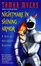 Den of Antiquity: Nightmare in Shining Armor 9 by Tamar Myers (2001, Paperback)
