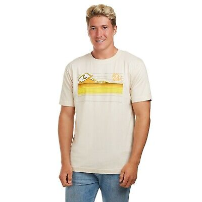 Terracotta Mens Surf Championship Sizes S-XXL Ocean Pacific T-shirt