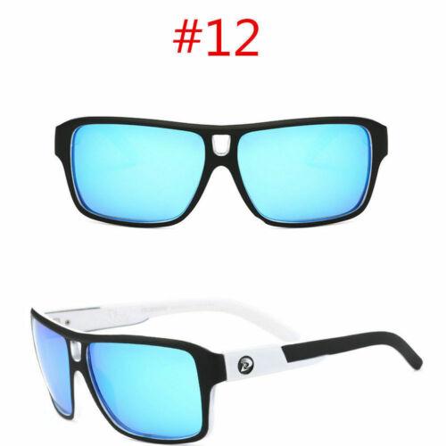 DUBERY Men/'s Polarized Driving Mirrored Sunglasses Glasses Outdoor Eyewear