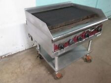 Southbend Hd Commercial Natural Gas 6 Burners 36w Radiant Charbroiler