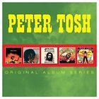Original Album Series Slipcase Peter Tosh 5 Discs CD