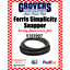 FERRIS SIMPLICITY Belt Part # 5103907 HYDRO BELT FOR IS2100