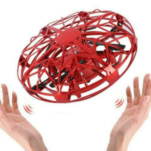 US Mini Drone Quad Induction Levitation UFO High Quality Aircraft Helicopter Toy