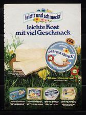 3w676/ Alte Reklame - von 1979 - Käserei CHAMPIGNON