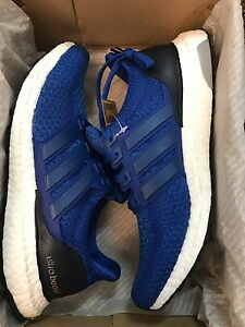 Image is loading Adidas-UltraBoost-Collegiate-Royal-Navy-Blue-AQ5932-DS- 92b7ca8cef15
