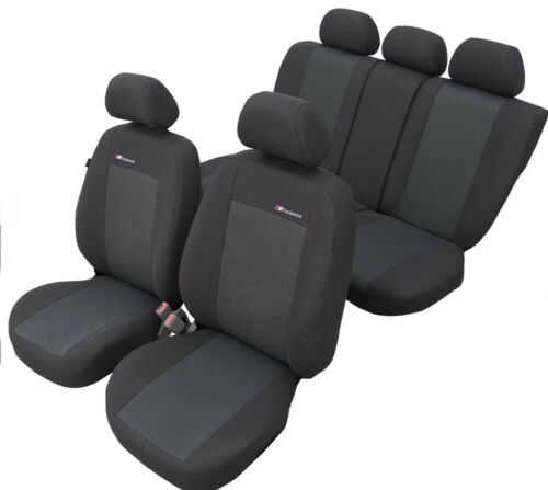 DCT-EXC Maß Sitzbezüge Schonbezüge Autositzbezüge MERCEDES W204 KOMBI 2007-2014