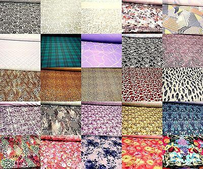 Quality Print Viscose Jersey Stretch Spandex Dress Fabric Cotton Material