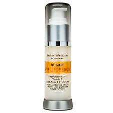 Hyaluronic Acid & Vitamin C Eye Lift Serum Remove Crows Feet Bags Firm AntiAging