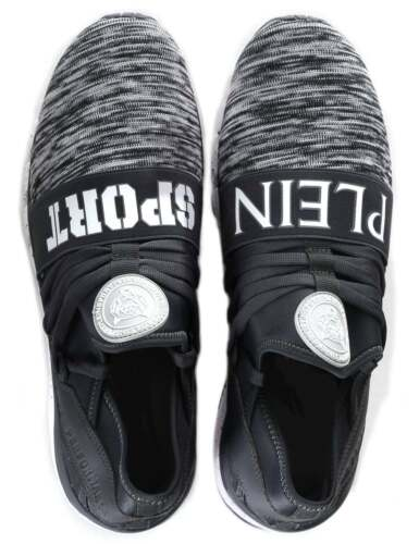 Runner Philipp da Plein Us8 Eu41 Stivali Torpedo Grigio 5 ginnastica Scarpe Scarpe Sneakers Uk7 qnfwTwrEC