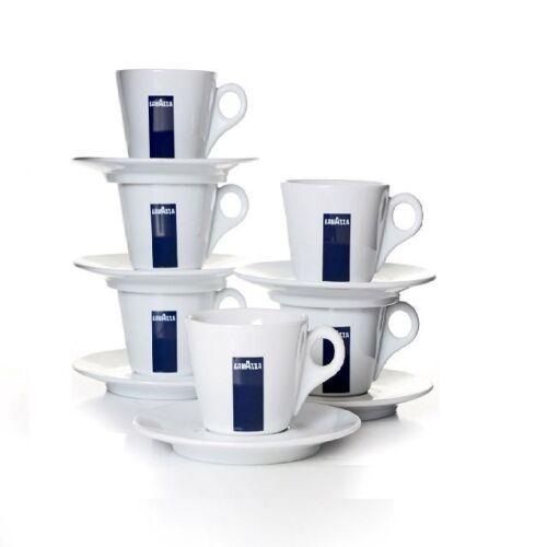 Lavazza Espressotasse mit Untertasse BLU Collection