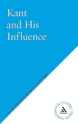 Kant and His Influence, , New Book