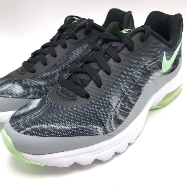 official photos cbc88 592b3 Nike Air Max Invigor Print Women s Casual Shoes Black Mint-Wolf Grey 749862-