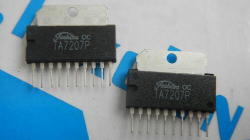 TA7207P CIRCUITO INTEGRATO TA 7207 P