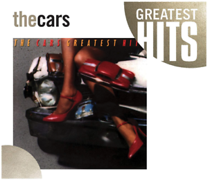 The-Cars-Greatest-Hits-CD-NEW-Shake-it-Up-Drive-Best-of-Ric-Ocasek