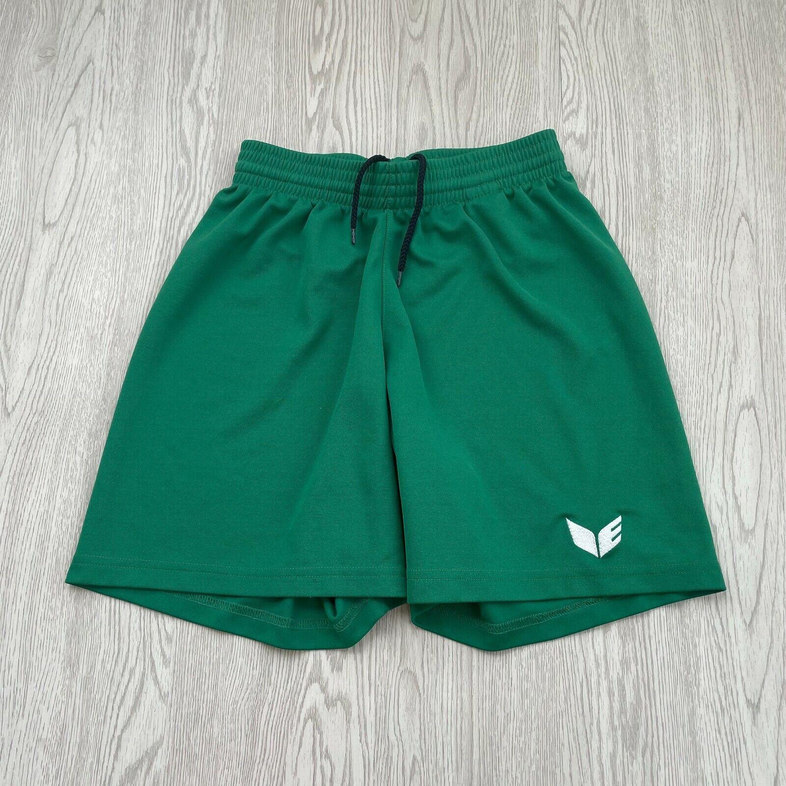Erima Vintage Men's Sports Shorts - XS - Running Training Gym - Green