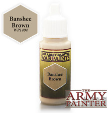 The Army Painter BNIB Warpaint - Banshee Brown APWP1404