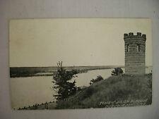 VINTAGE POSTCARD TOMB OF JULIEN DUBUQUE IN DUBUQUE IOWA 1907