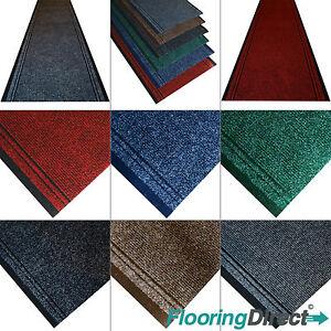 Non Slip Hardwearing Mat Cut To Any Length Per Foot Custom Extra Long Runner