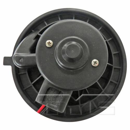 HVAC Blower Motor Front TYC 700164