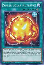 1x Super Solar Nutrient - FUEN-EN055 - Super Rare - 1st Edition YuGiOh NM FUEN -