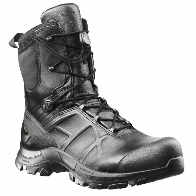 c0b51b45706 Haix Black Eagle Safety 50 High 620010 GORE-TEX Safety Boots Snickers  Direct Pre