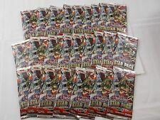 YUGIOH TRADING CARD GAME lot of 25 packs 1996 ARC-V star pack Konami shonen jump