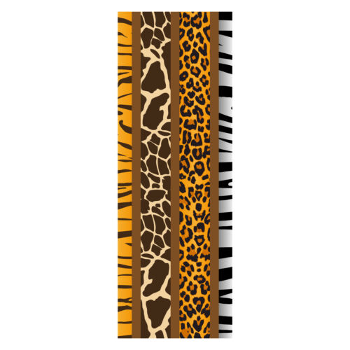 türbild porte-Autocollants la fresque m0198 Türtapete Afrique Animaux Papier Peint