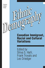 Ethnic Demography (Carleton Library)-ExLibrary