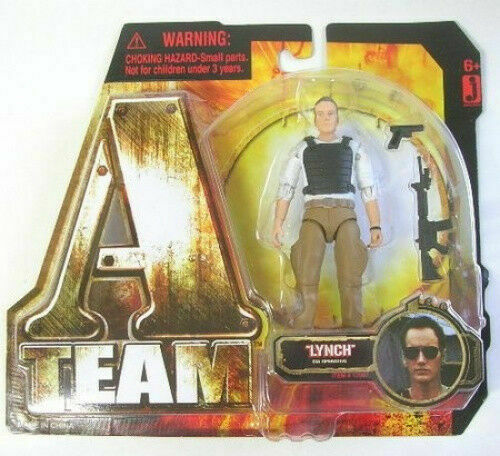 The A-Team Colonel Lynch - 3.75  action figure