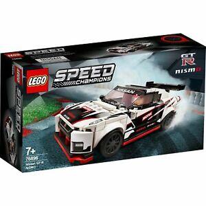 LEGO-76896-Speed-Champions-Nissan-GT-R-NISMO-NEU-amp-OVP