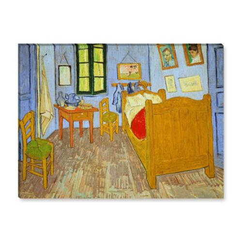 "/""Schlafzimmer in Arles/"" WANDKINGS Leinwandbild Van Gogh"