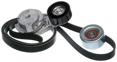 Serpentine Belt Drive Component Kit-Accessory Belt Drive Kit Gates 90K-38271