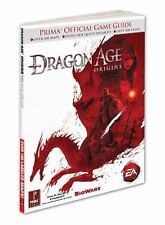 Dragon Age: Origins : Prima Official Game Guide by Prima Games Staff, Bryan Stratton and Mike Searle (2009, Paperback)