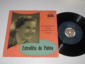 "7""/ESTRELLITA DE PALMA/Regal SEDL 19.116 EP"