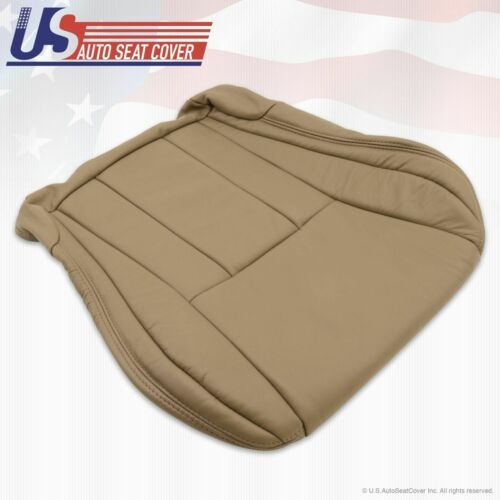 Fits 1997-99 Toyota 4runner Driver Bottom Tan Leather and Foam Cushion