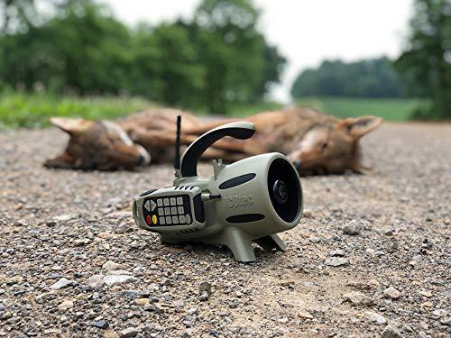 Hunting Electronic Game Call Long Range Remote Control Coyote  Deer Fox Fawn  beautiful