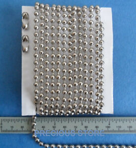 10 Nickel Chain For Vertical Blinds And Roller Shades