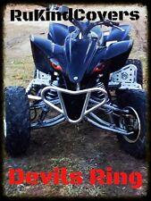 Devils Ring HEAD LIGHT COVER Yfz Yamaha  Raptor 250 350 700 450 06-17